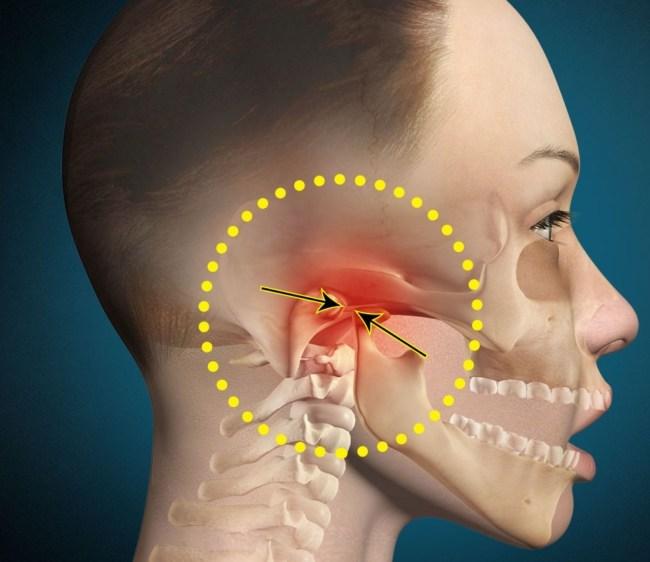 Болит голова и глаза зубы