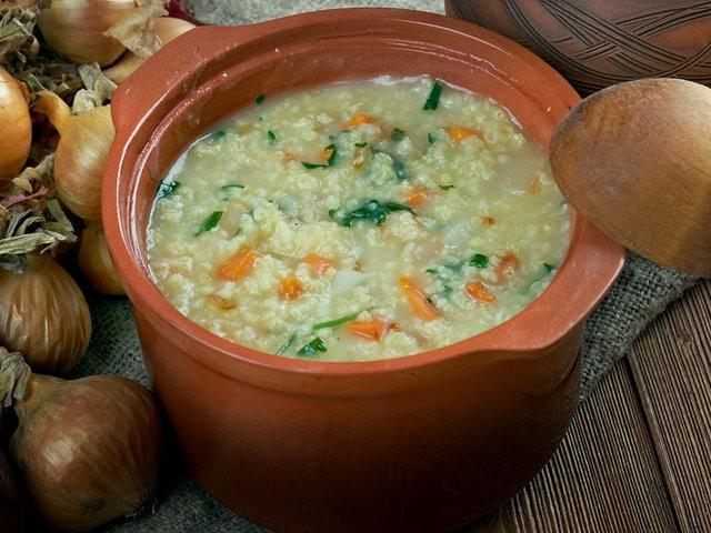 крестьянский суп рецепт как в детском саду рецепт