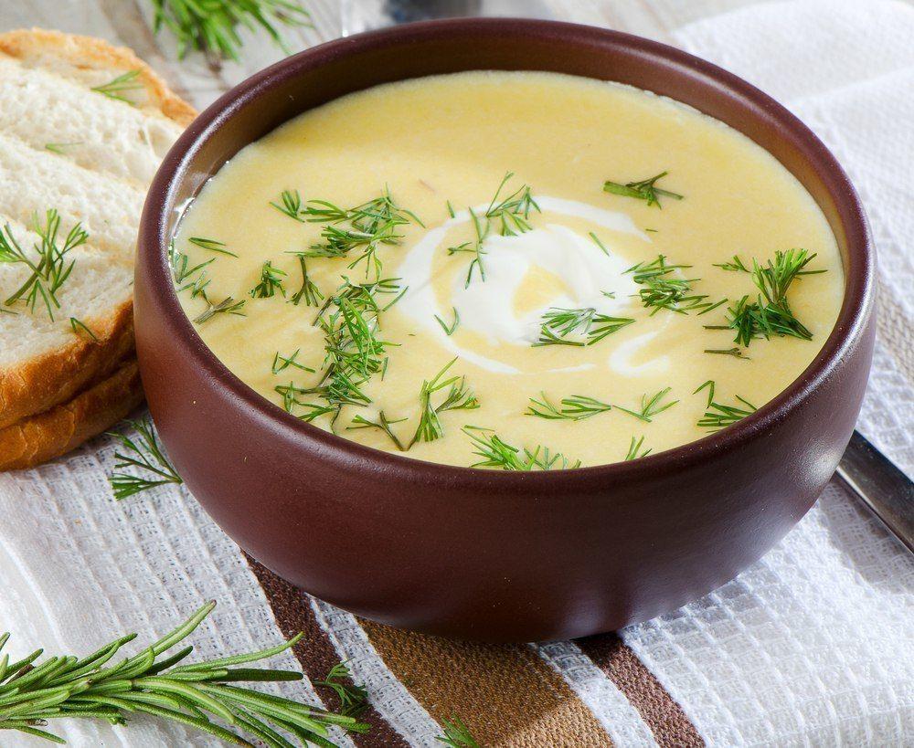 рецепты супов для ребенка в 6 месяцев