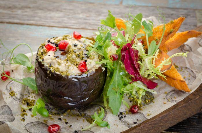 Салат фьюжен с крабовыми палочками рецепт