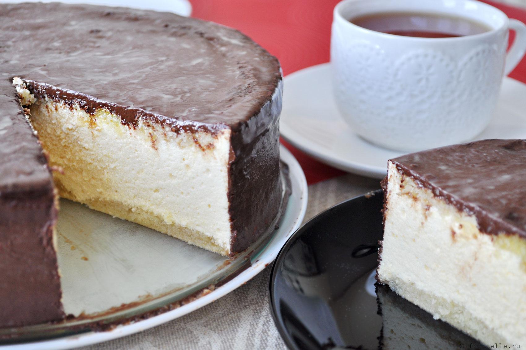 Торт «Птичье молоко» в домашних условиях рецепт с фото 100