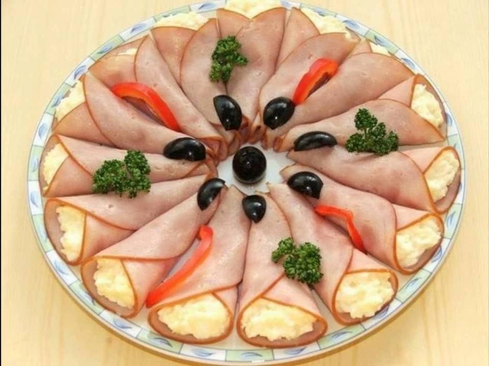 Быстрые вкусные салаты и закуски к праздничному столу рецепты с фото