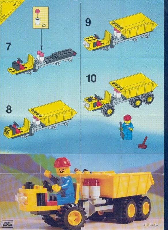 Как из конструктора сделать машину 838