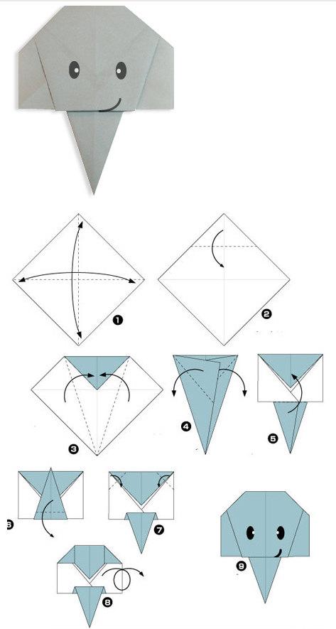 Оригами камелия цветок для начинающих   бесплатные схемы оригами.