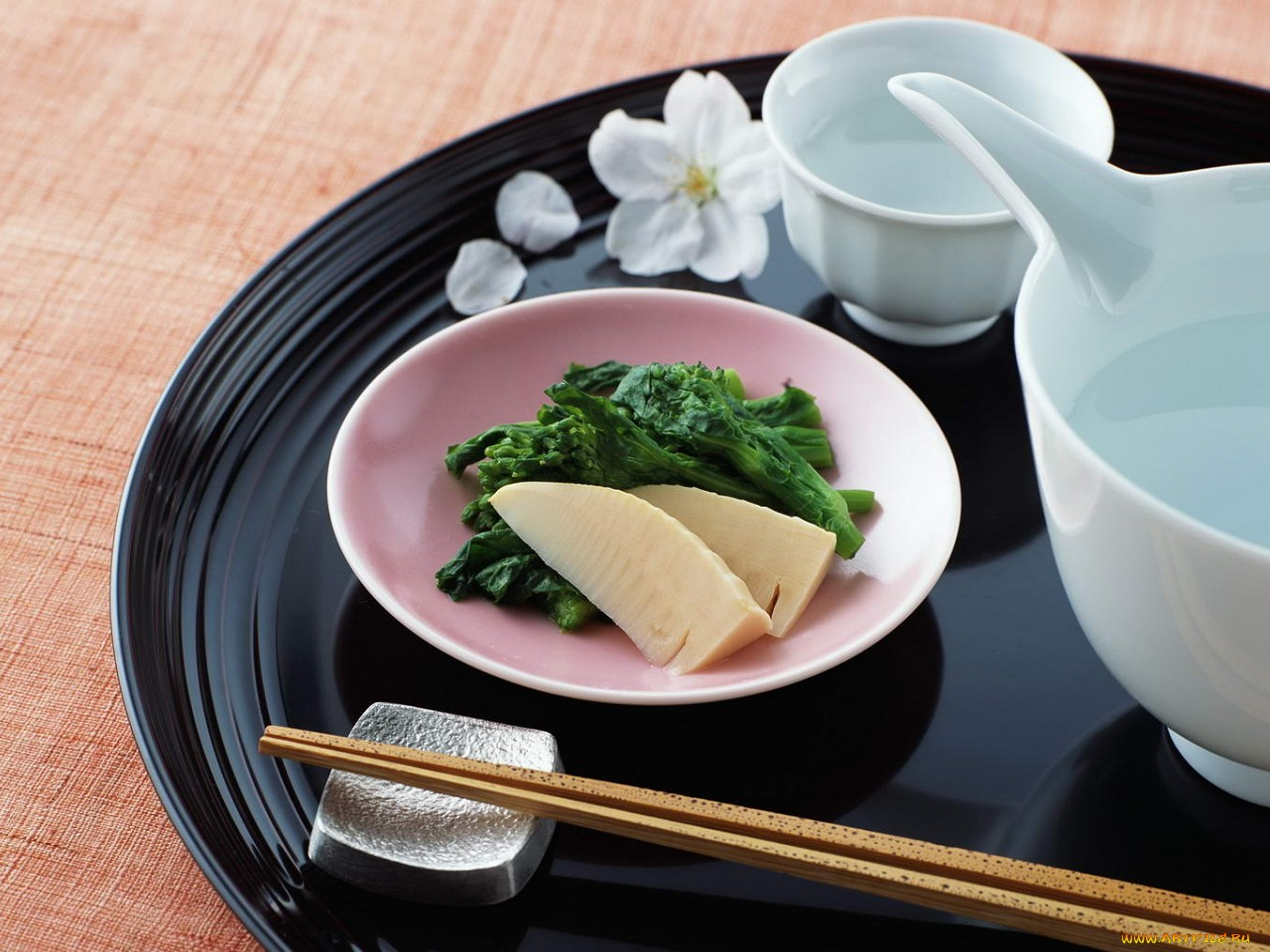 Японская кухня от похудения