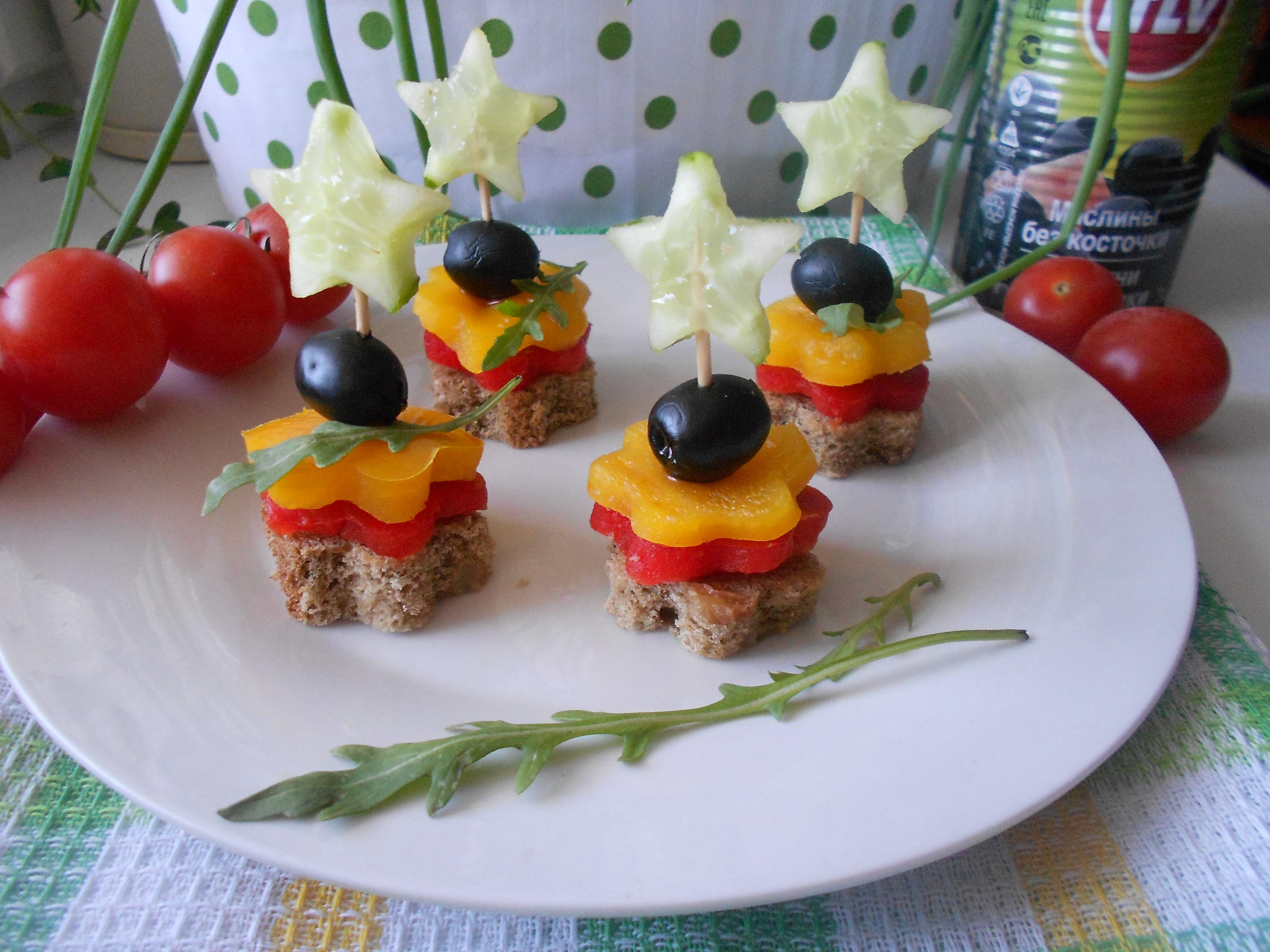 гости также закуска кораблики рецепт с фото бюджетные