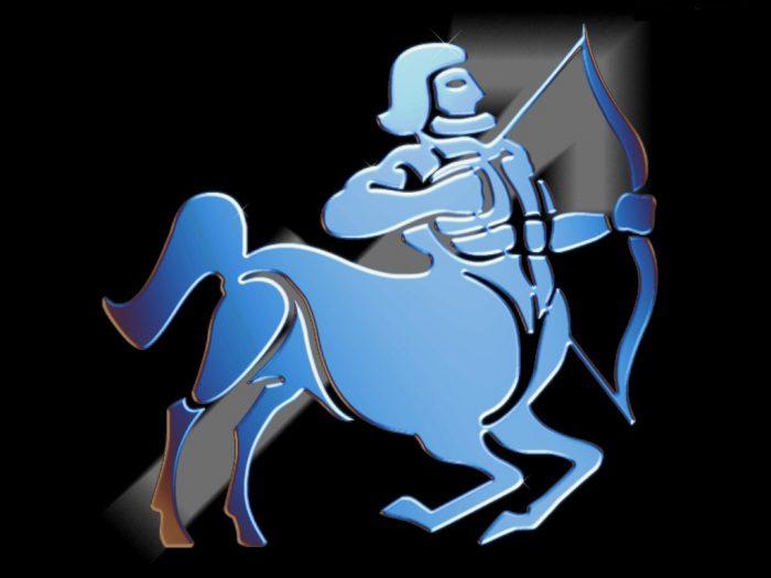Стрелец - знак зодиака первой половины декабря