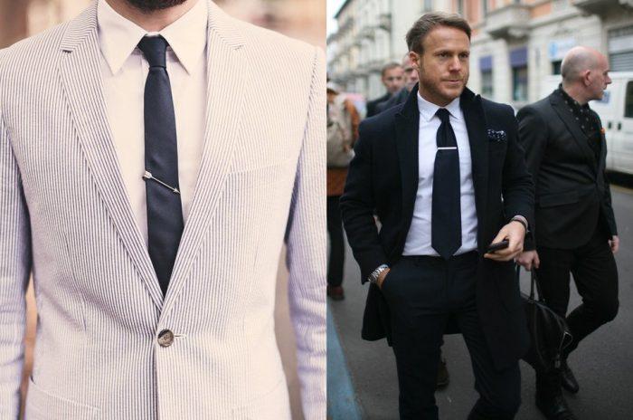 разные цвета галстуков под белую рубашку, фото 4