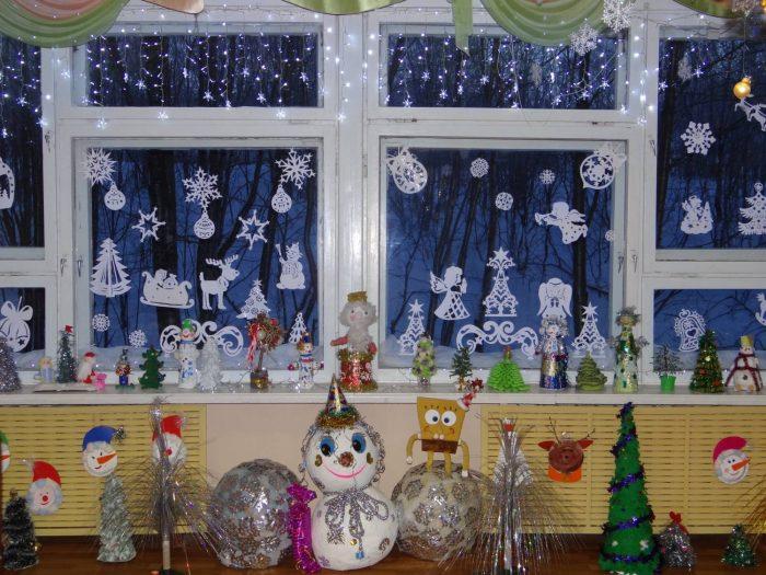 Яркая фантазия в детской комнате