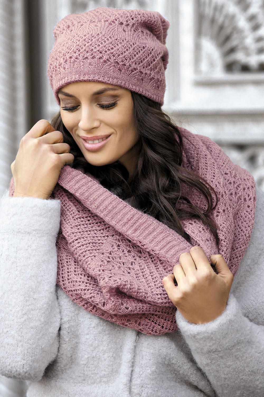 Женские шарфы спицами описанием схемами фото 573