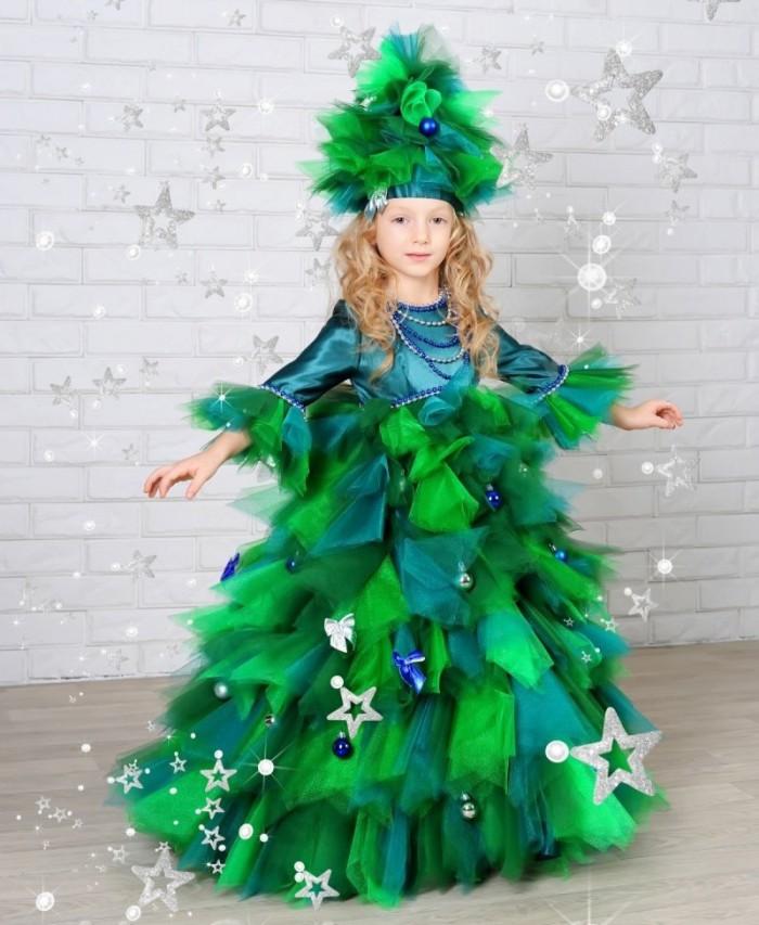 Как сделать костюм елки своими руками фото 547