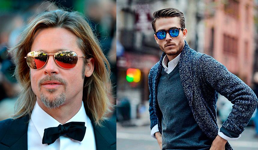 e7a0993ca0f2 Как выбрать и заказать мужские солнцезащитные очки известных брендов в  интернет магазине Ламода  Мужские солнцезащитные очки Ray Ban, Dolce  Gabbana, ...