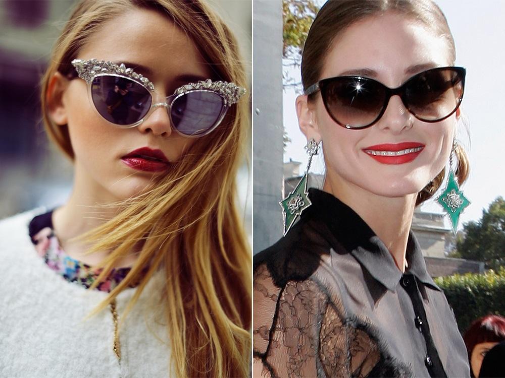 Как заказать женские солнцезащитные очки известных брендов в интернет  магазине Ламода  Женские солнцезащитные очки Ray Ban, Dolce Gabbana,  Polaroid, Prada, ... 35dbcd91952