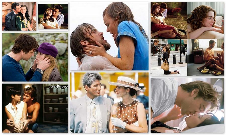 самые лучшие фильмы о любви романтические советские