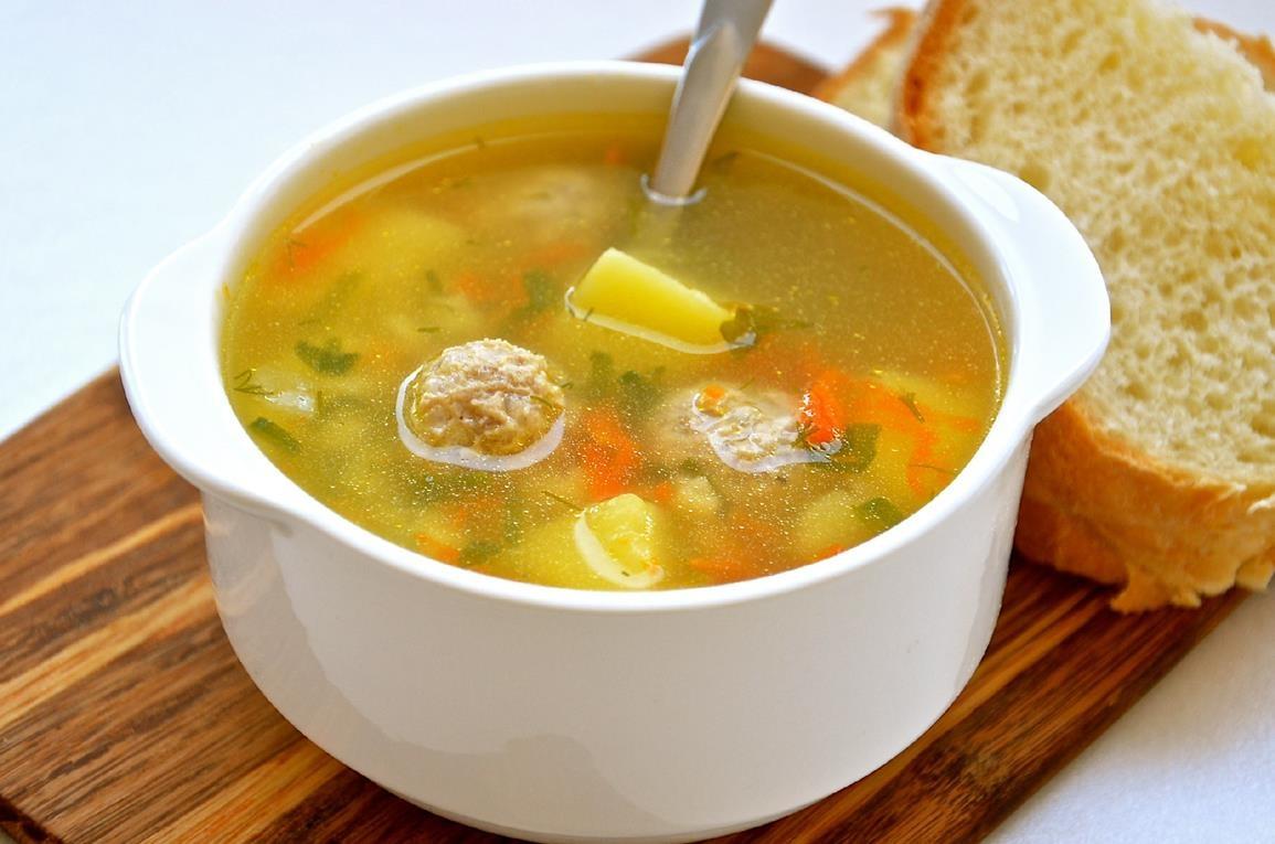 рецепт рыбного супа ребенку до года