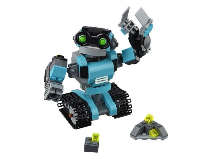 Как сделать маленького робота из лего фото 115