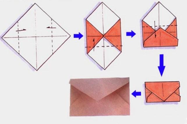 screenshot_1-18 Как сделать конверт из А4: своими руками поэтапно, для письма без клея и ножниц, большой и маленький, фото и видео