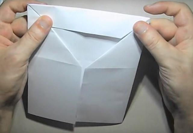 screenshot_10-2 Как сделать конверт из А4: своими руками поэтапно, для письма без клея и ножниц, большой и маленький, фото и видео