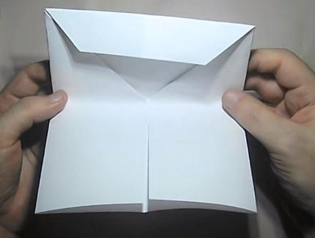 screenshot_11-2 Как сделать конверт из А4: своими руками поэтапно, для письма без клея и ножниц, большой и маленький, фото и видео