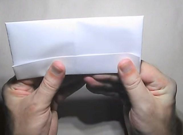 screenshot_12-1 Как сделать конверт из А4: своими руками поэтапно, для письма без клея и ножниц, большой и маленький, фото и видео
