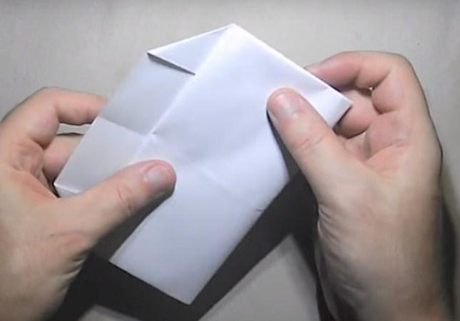 screenshot_4-10 Как сделать конверт из А4: своими руками поэтапно, для письма без клея и ножниц, большой и маленький, фото и видео