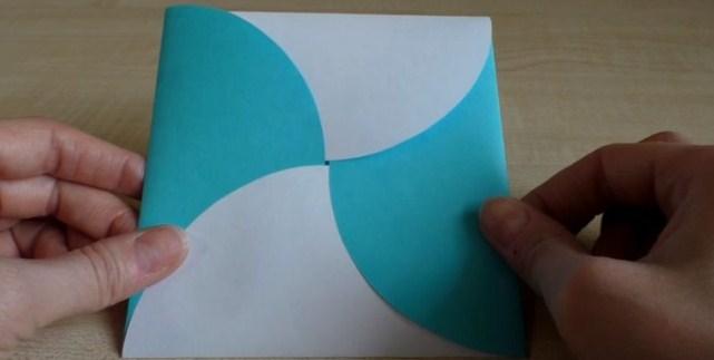 screenshot_9-1 Как сделать конверт из А4: своими руками поэтапно, для письма без клея и ножниц, большой и маленький, фото и видео