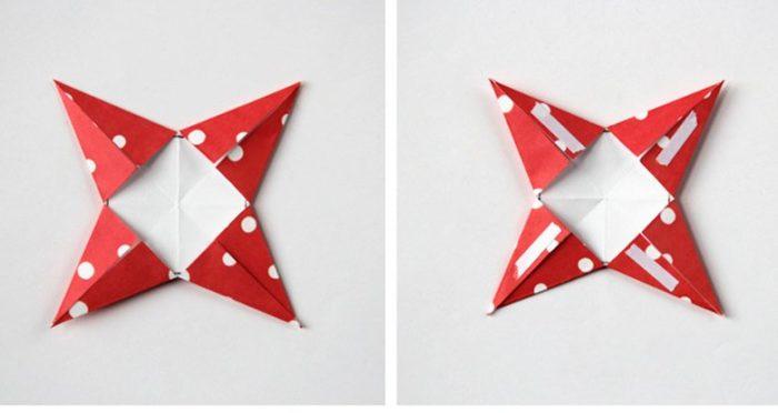 how-to-make-diy-3d-paper-star-christmas-decorations-title-1-700x372 Как СДЕЛАТЬ ЗВЕЗДЫ из бумаги (24 поделки).
